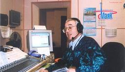 радиоведущий Андрей Баршев