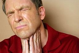 горло болит у радиоведущего