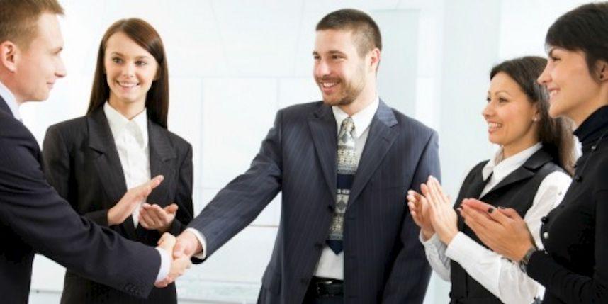 Порядок знакомств в деловом общении