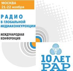 21-22 ноября Радио в глобальной медиаконкуренции