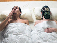 Тема дня о курильщиках, которые плохие любовники