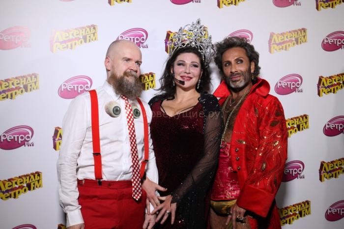 Army Of Lovers  Выступление на шоу Легенды Ретро FM